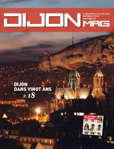 Dijon Mag Novembre 2011